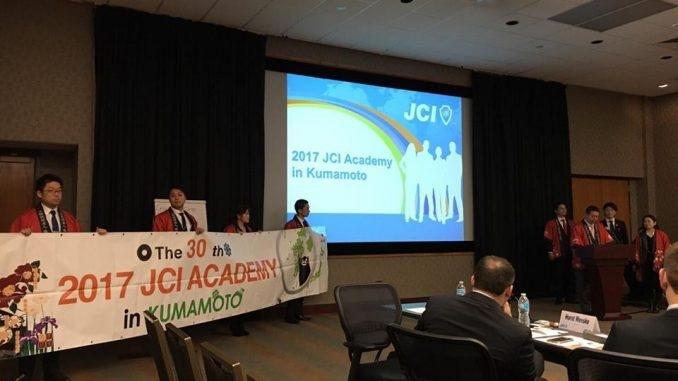 アメリカ合衆国 セントルイスのJCI本部にて開催された January Board of Members Meetingへ参加いたしました