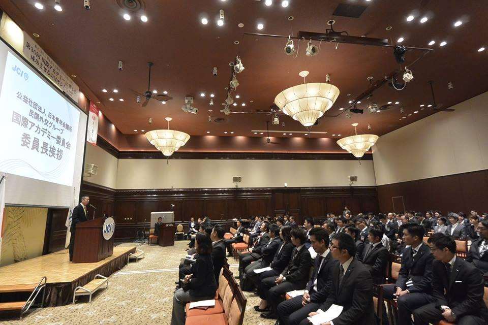 一般社団法人熊本青年会議所6月例会「第30回国際アカデミーin熊本を成功させるのはオレたちだ!!」を開催いたしました